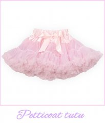 Pettiskirt in roze